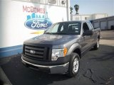 2011 Sterling Grey Metallic Ford F150 XL SuperCab #79813923