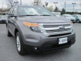 2013 Sterling Gray Metallic Ford Explorer XLT 4WD #79814330