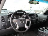 2008 Chevrolet Silverado 1500 LT Extended Cab 4x4 Dashboard
