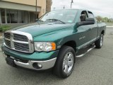 2004 Dodge Ram 1500 Timberline Green Pearl Coat