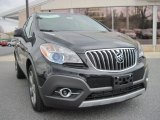 2013 Carbon Black Metallic Buick Encore Leather AWD #79872521