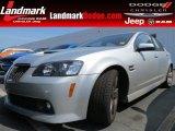 2009 Maverick Silver Metallic Pontiac G8 GT #79872248