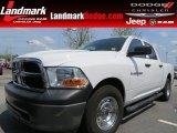 2011 Bright White Dodge Ram 1500 ST Crew Cab #79872247