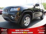 2014 Brilliant Black Crystal Pearl Jeep Grand Cherokee Laredo #79872231