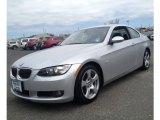 2007 Titanium Silver Metallic BMW 3 Series 328xi Coupe #79872636