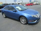 2010 Sport Blue Metallic Ford Fusion SEL V6 #79872087