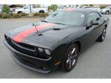 2013 Phantom Black Tri-Coat Pearl Dodge Challenger SXT #79872625