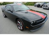 2013 Dodge Challenger Phantom Black Tri-Coat Pearl