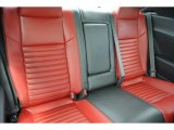 2013 Dodge Challenger SXT Rear Seat