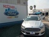 2013 Ingot Silver Metallic Ford Fusion SE 1.6 EcoBoost #79872070