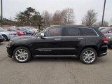 2014 Brilliant Black Crystal Pearl Jeep Grand Cherokee Summit 4x4 #79872174