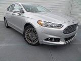 2013 Ingot Silver Metallic Ford Fusion Titanium #79872321