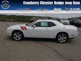 2013 Bright White Dodge Challenger R/T #79872172
