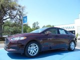 2013 Bordeaux Reserve Red Metallic Ford Fusion SE #79872166