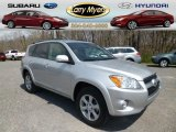 2011 Classic Silver Metallic Toyota RAV4 V6 Limited 4WD #79872689