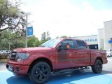2013 Ruby Red Metallic Ford F150 FX2 SuperCrew #79872157