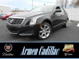 2013 Black Diamond Tricoat Cadillac ATS 2.0L Turbo AWD #79871927