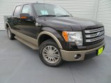 2013 Kodiak Brown Metallic Ford F150 King Ranch SuperCrew #79872312