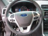 2013 Ford Explorer XLT Steering Wheel