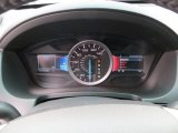 2013 Ford Explorer XLT Gauges