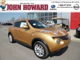 2013 Atomic Gold Nissan Juke SV AWD #79872583