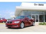 2013 Vermillion Red Metallic BMW 3 Series 328i Coupe #79872432