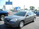 2007 Dark Gray Metallic Chevrolet Malibu LS Sedan #7972127