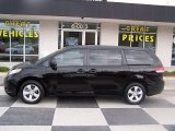 2012 Black Toyota Sienna V6 #79928472