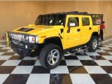 2006 Hummer H2 SUT Front 3/4 View