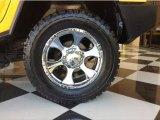 2006 Hummer H2 SUT Custom Wheels