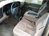 2004 Chevrolet Silverado 1500 Z71 Crew Cab 4x4 Tan Interior