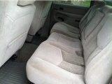 2004 Chevrolet Silverado 1500 Z71 Crew Cab 4x4 Rear Seat