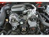 2011 Chevrolet Silverado 1500 LS Regular Cab 4.3 Liter OHV 12-Valve Vortec V6 Engine