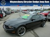 2011 Ebony Black Ford Mustang V6 Premium Coupe #79928445