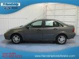 2003 Liquid Grey Metallic Ford Focus SE Sedan #79928374