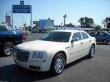 2008 Cool Vanilla White Chrysler 300 Touring #7972106