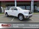 2013 Super White Toyota Tundra Double Cab #79928485