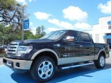 2013 Kodiak Brown Metallic Ford F150 King Ranch SuperCrew 4x4 #79949620