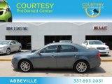 2011 Steel Blue Metallic Ford Fusion SEL #79950449