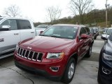 2014 Deep Cherry Red Crystal Pearl Jeep Grand Cherokee Laredo 4x4 #79950028