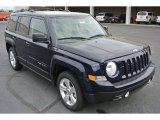 2014 True Blue Pearl Jeep Patriot Latitude #79950235