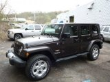 2013 Rugged Brown Pearl Jeep Wrangler Unlimited Sahara 4x4 #79950023