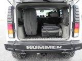 2003 Hummer H2 SUV Trunk