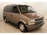 Medium Bronzemist Metallic Chevrolet Astro in 1999