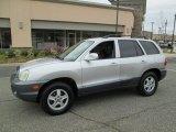 2003 Pewter Hyundai Santa Fe GLS 4WD #79950425