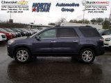 2013 Atlantis Blue Metallic GMC Acadia SLT AWD #79949786
