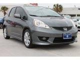 2011 Polished Metal Metallic Honda Fit Sport #79950417
