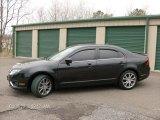 2010 Tuxedo Black Metallic Ford Fusion SEL V6 AWD #79949551