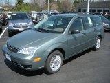 2005 Light Tundra Metallic Ford Focus ZXW SES Wagon #7977394