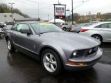 2007 Tungsten Grey Metallic Ford Mustang V6 Premium Coupe #79950544